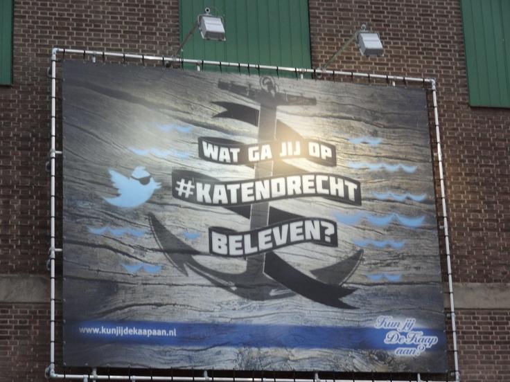 Wat ga jij op Katendrecht beleven? poster.