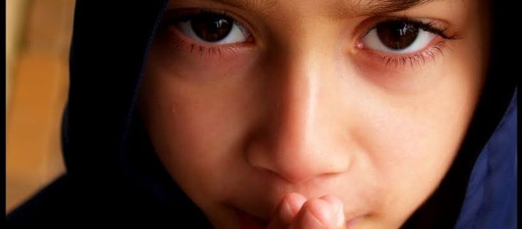 L'immenso potere della preghiera di un bambino…..