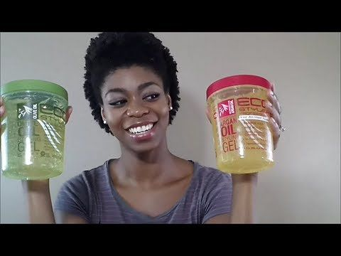 Natural Hair: The Complete EcoStyler Gel Review (All Colors) - YouTube