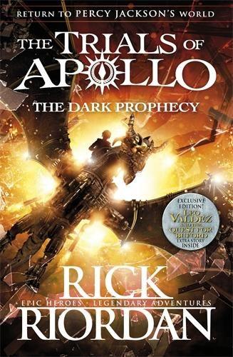 The Dark Prophecy - Pre-order Your Signed Copy!* : The Trials of Apollo : Book 2 - Rick Riordan