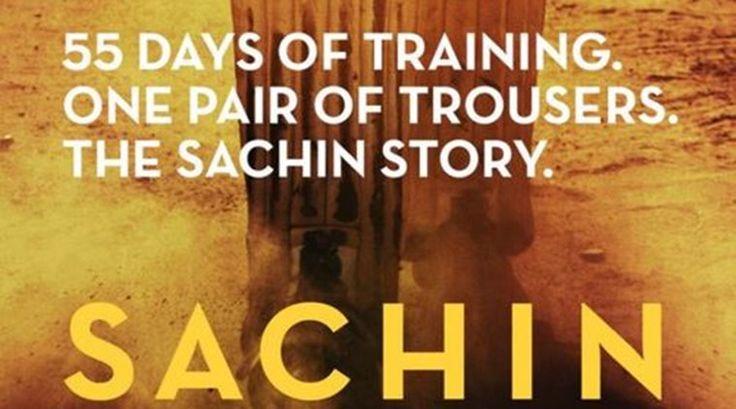 The Sachin's story- SachinTendulkar's biopic teaser