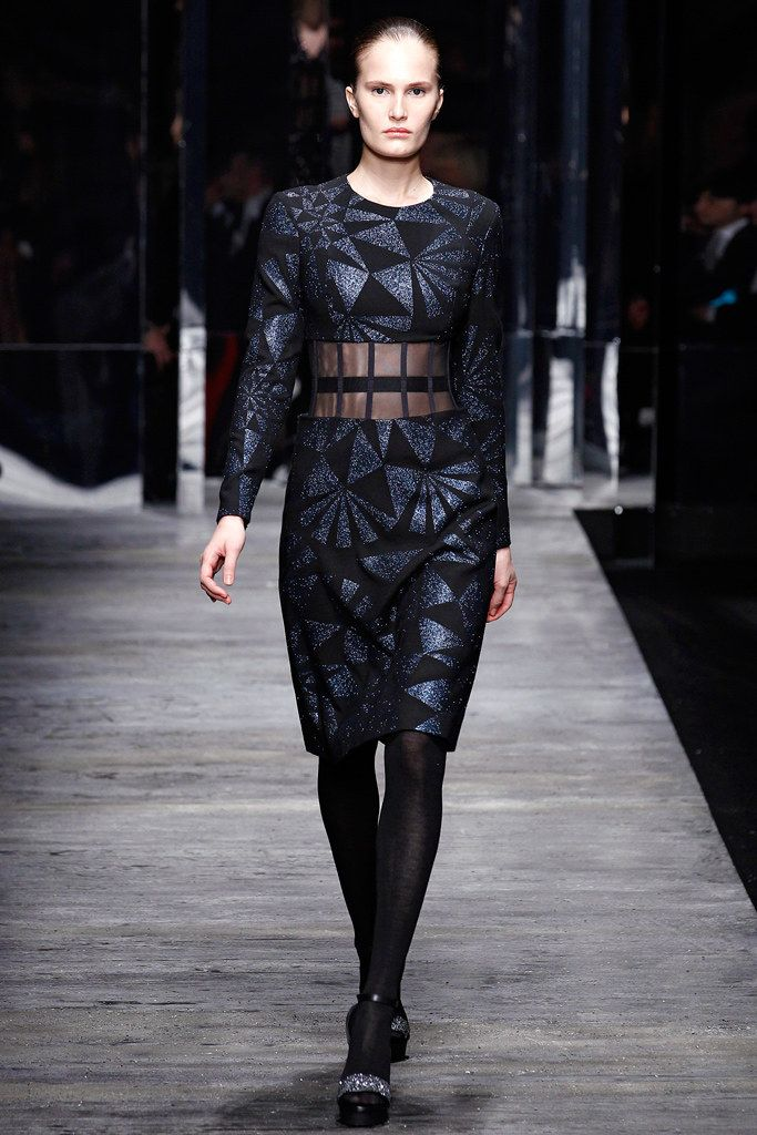winter jackets Versus Versace Fall 2011 Ready to Wear Collection Photos   Vogue