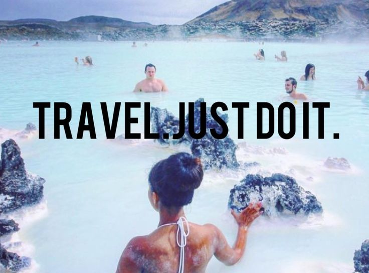 My thoughts on travel. Life should be an adventure, so just do it!
