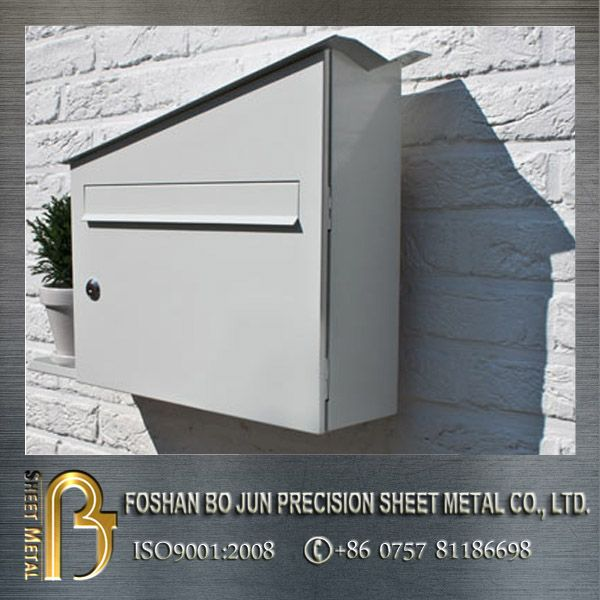 Captivating Custom Lockable Stainless Steel Office Mailbox   Buy Office Mailbox,Modern  Stainless Steel Mailboxes,Ornamental Wrought Iron Post Mailbox Product On  ...