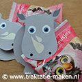 #traktatie Neushoorn - #treat rhino