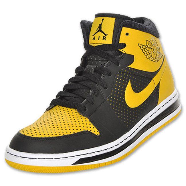 474748b045dc Air Jordan Alpha 1 - Black Yellow