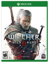 Boxshot: The Witcher III: Wild Hunt by Warner Home Video Games