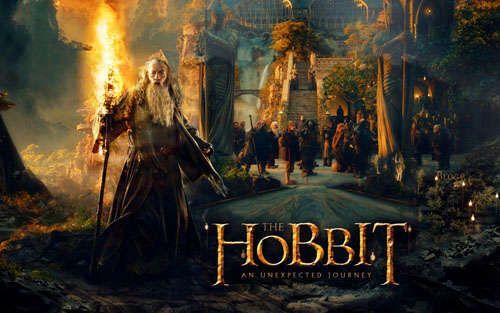哈比人:五軍之戰 ( The Hobbit:The Battle of The Five Armies )  特效場景依舊很讚 從小看到大的電影終於完結了 瞬間有點小感傷QAQ 看完後好想回去把魔戒一到三集全部翻出來複習一次啊~~~!!!