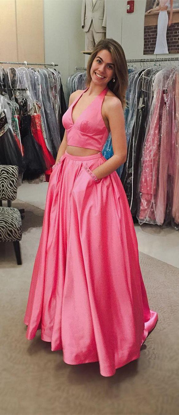 37 besten ☆Two Pieces Prom Dresses☆ Bilder auf Pinterest ...