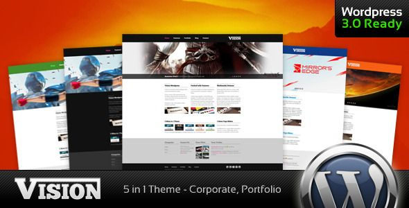 Vision - Corporate and Portfolio WP Theme . Vision has features such as Widget Ready: Yes, Compatible Browsers: IE7, IE8, IE9, IE10, IE11, Firefox, Safari, Chrome, Compatible With: WPML, Software Version: WordPress 4.3, WordPress 4.2, WordPress 4.1, WordPress 4.0, WordPress 3.9, WordPress 3.8, WordPress 3.7, WordPress 3.6, WordPress 3.5, WordPress 3.4, WordPress 3.3, WordPress 3.2, WordPress 3.1, WordPress 3.0, Columns: 2