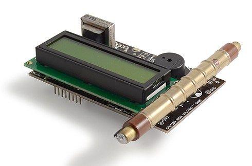 Un contador Geiger para tus proyectos con Arduino o Raspberry Pi #arduino #raspberrypi