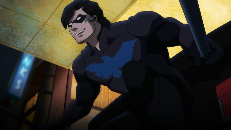 Batman Bad Blood - Nightwing
