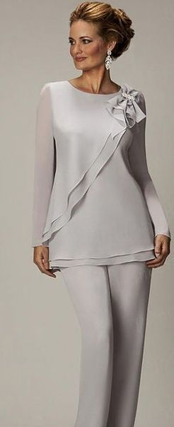 All The New A delicate and soft outfit for the mother of the bride. #braut …  – nehen