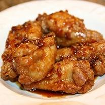 Teriyaki Chicken Wings Recipe » Veri Veri Teriyaki Wings   Soy Vay