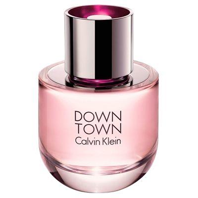 Juvenil, alegre y divertida, así es el perfume Down Town de CK.