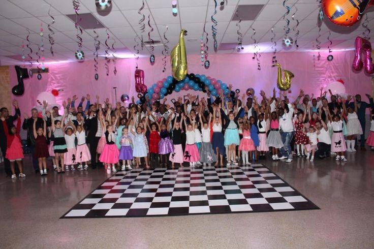 Giving Back...Riverhills Elementary Daddy-Daughter Dance
