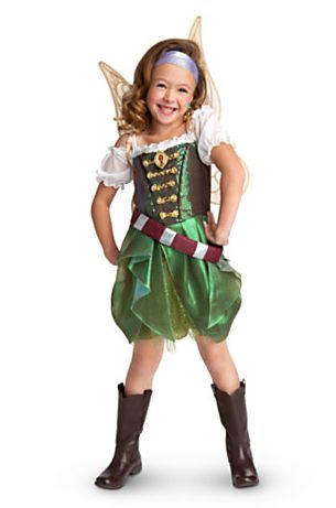 Zarina The Pirate Fairy Costume for Girls it's cute. maybe for little cousins....