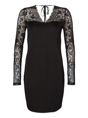 MILLE L/S LACE DRESS  #lace #dress #veromoda