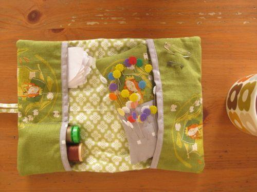 Zakka Style : : Rashida Coleman-Hale : : Sewing Kit