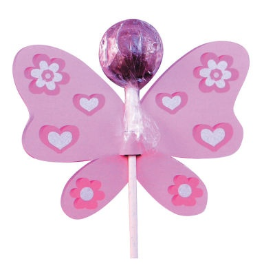 lollipop butterfly