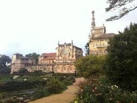 Visitámos o Palácio do Buçaco! Saiba o que achámos da nossa estadia lá!