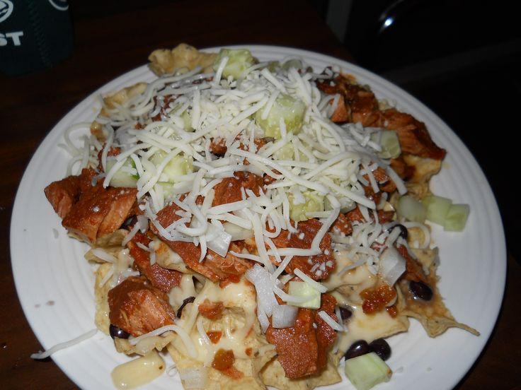 Taco Thursday: BBQ Pork Nachos