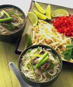 Pho-Vietnam's National Soup