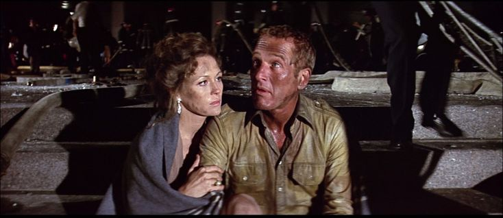 The Towering Inferno,John Guillermin and Irwin Allen, 1974