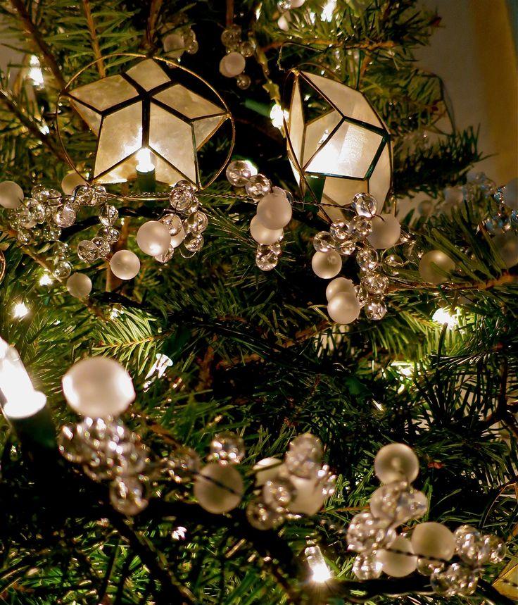 capiz shell ornaments