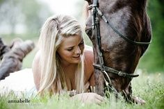 beautiful pic with your fav horse