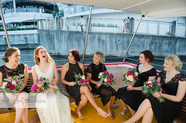 Riverlife Wedding Brisbane   Carly + James - Vellum Studios