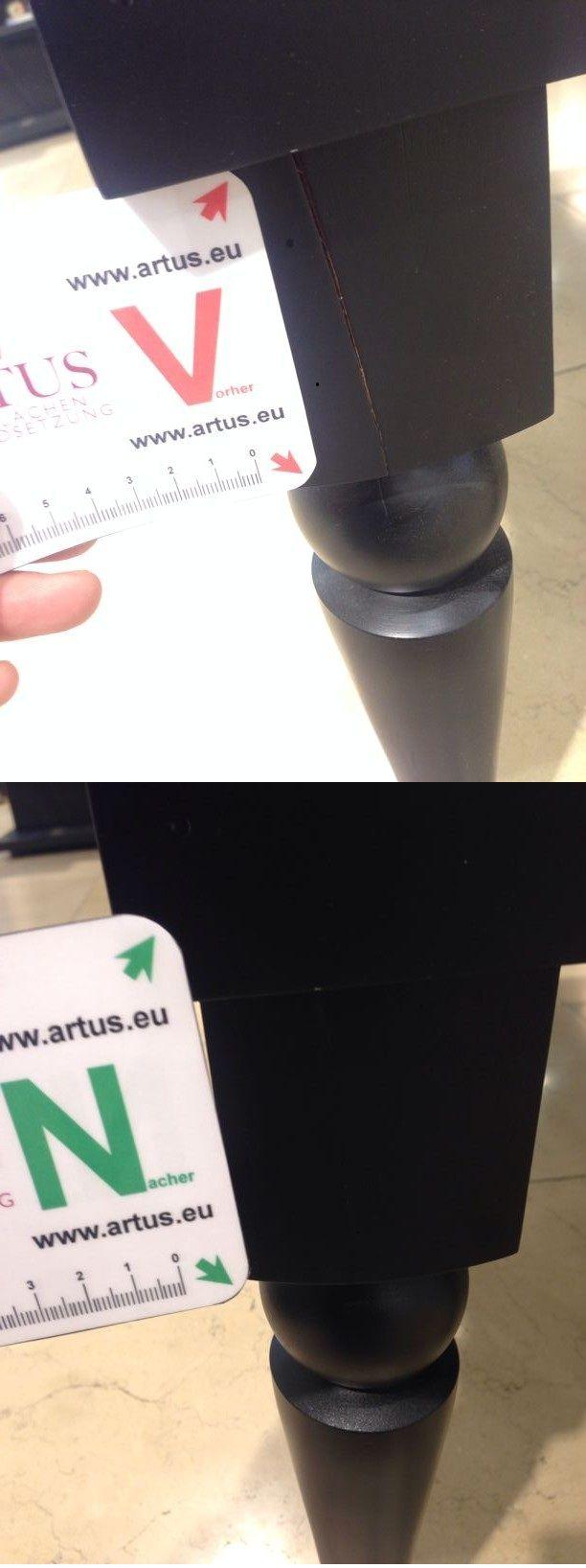 Great  Riss Instandsetzung Reparatur Beschaedigung Schaden Sanierung Reklamation Oberflaeche