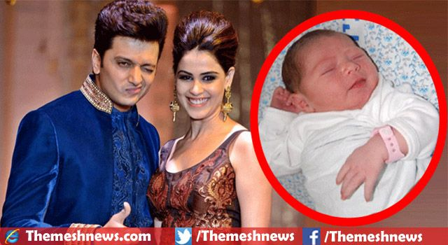 Bollywood famous comedy actor Riteish Deshmukh married with young Indian actress Genelia D'Souza and they are expecting second baby after first child Riyaan.