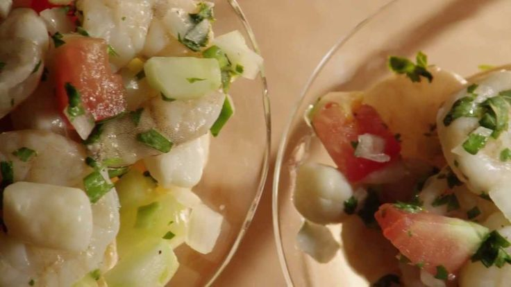 Seafood Recipe - How to Make Ceviche