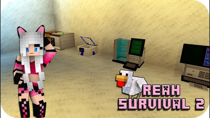 PREPARANDO EL LABORATORIO!! - Reah Survival 2 Minecraft Ep 03 Directo Re...