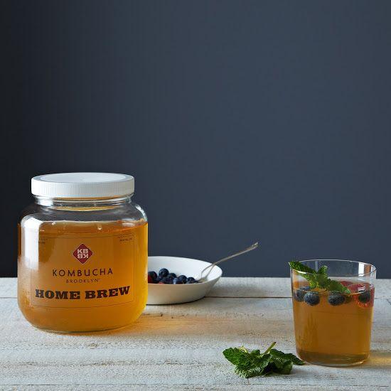 Kombucha Basic Home Brew Kit on Food52: http://f52.co/KEAI6T. #Food52