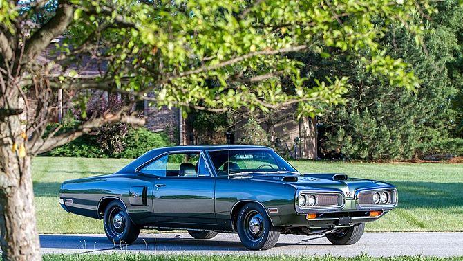 1970 Dodge Hemi Coronet R/T | Mecum Auctions - Sold for $305,000 in Harrisburg 2014 auction