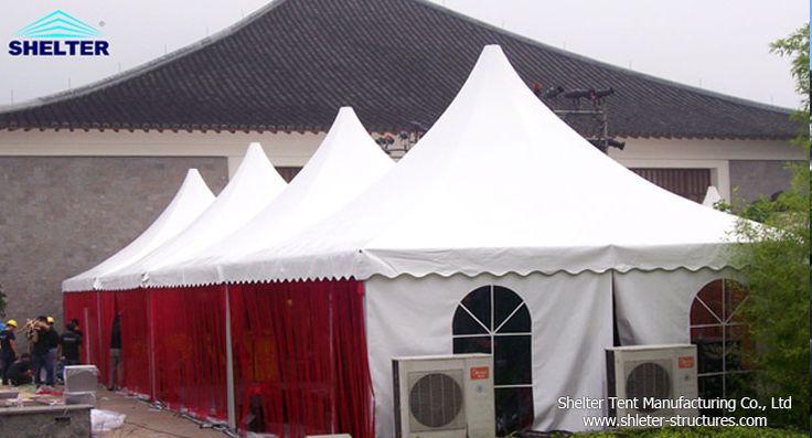 Gazebo Shelter Tent | Recepción | Canopy Tent | Estructuras temporales