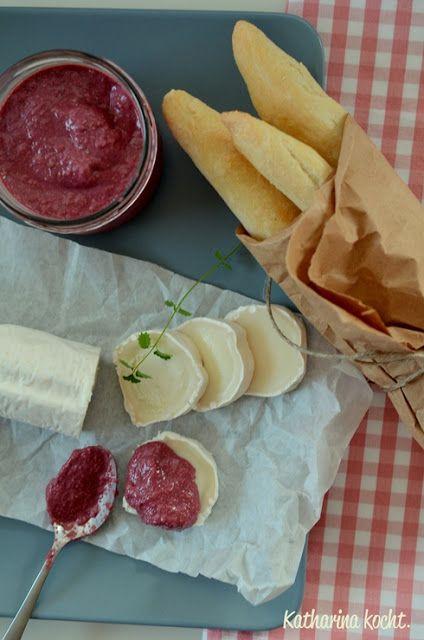 Post aus meiner Küche, die zweite: Himbeersenf | Katharina kocht