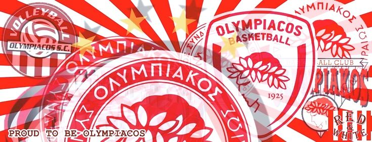 Περήφανοι που είμαστε Ολυμπιακοί, περήφανοι που υποστηρίζουμε τον μεγαλύτερο αθλητικό σύλλογο στον πλανήτη Γη! #Red_White #Olympiacos