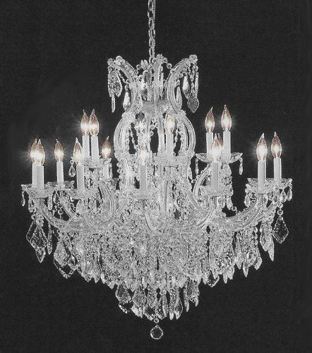 Chandeliers - 804879403715 / Silver / INDOOR / 16 Light