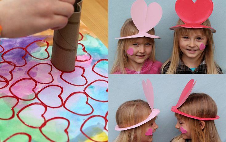 Här har vi samlat 27 roliga och lätta pyssel med hjärttema som passar perfekt inför Alla hjärtans dag.