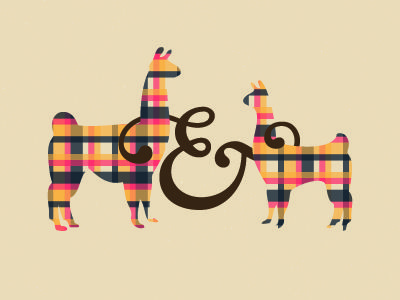Llama ampersands