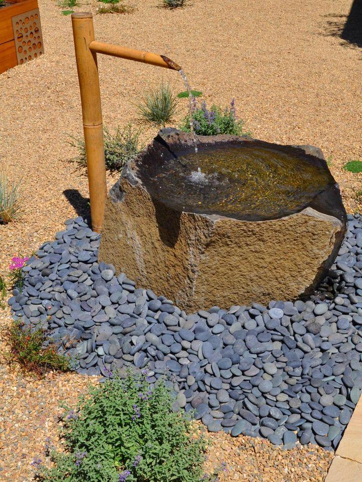 Best 25 small water features ideas on pinterest garden for Backyard water fountains