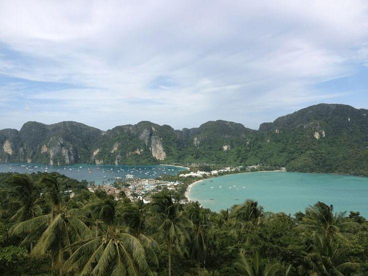 Koh Phi Phi y Maya Bay, el paraíso nunca fue tan divertido