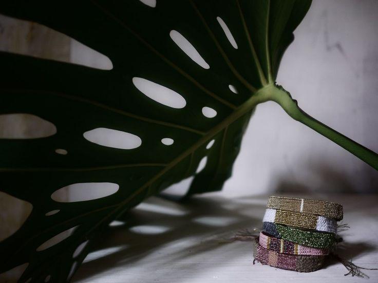 tissages & photos ©MYRIAM BALAŸ DEVIDAL des LOOM pour Olga Korstanje
