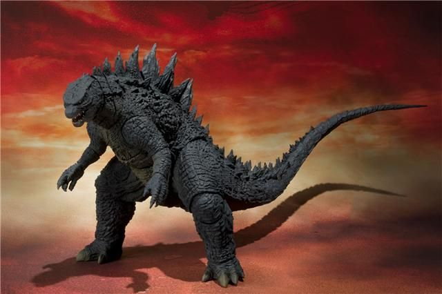 Godzilla: S.H MonstersArts figur