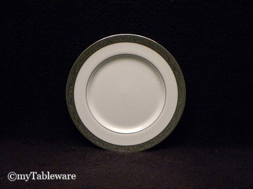 Mikasa - Crown Jewel Platinum - Bread & Butter Plates . $17.99. country Of Origin: Imported