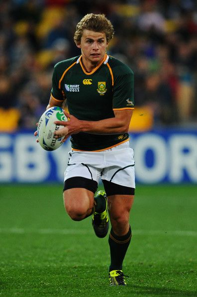 Pat Lambie Pictures - South Africa v Fiji - IRB RWC 2011 Match 15 - Zimbio