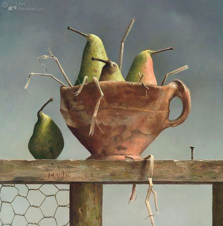 topcat77:  Marius van Dokkum  Dutch painterphoto-realism